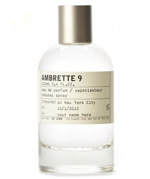 سمپل لی لابو امبرت 9 Sample Le Labo Ambrette 9