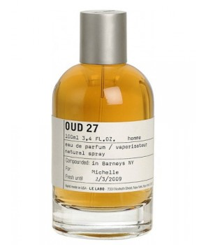 سمپل لی لابو عود 27 Sample Le Labo Oud 27