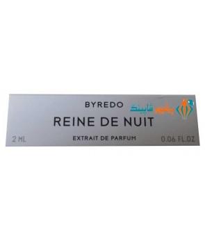 سمپل بایردو رئین دی نویت Sample Byredo Reine de Nuit