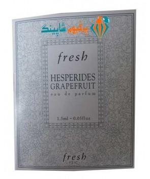 سمپل فرش هسپرایدز Sample Fresh Hesperides