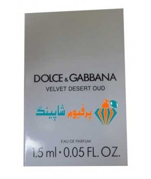 Velvet Desert Oud Dolce&Gabbana for women and men