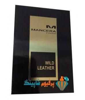 سمپل مانسرا وایلد لدر Sample Mancera Wild Leather