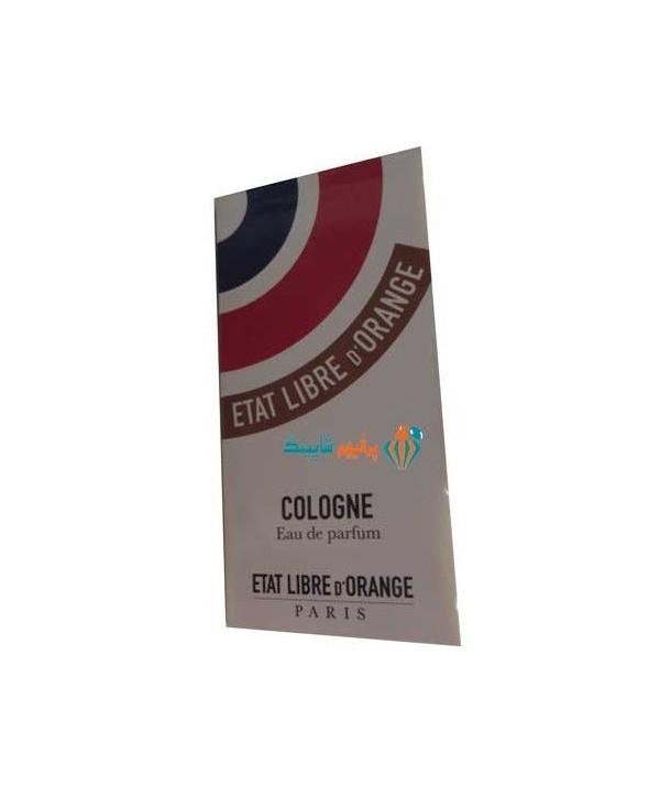 سمپل اتیت لیبره دی اورنج کلون Sample Etat Libre d`Orange Cologne
