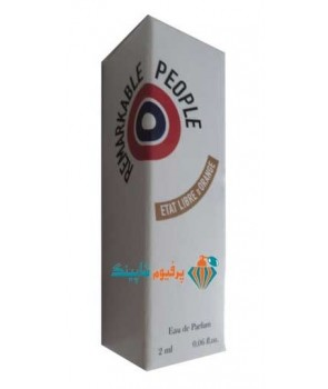 سمپل اتیت لیبره دی اورنج ریمارکیبل پیپل Sample Etat Libre d`Orange Remarkable People