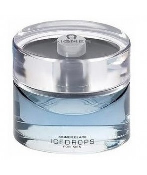 Aigner Black Icedrops for men by Etienne Aigner