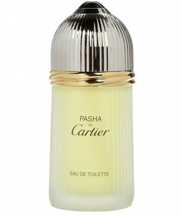 Pasha for men by Cartier
