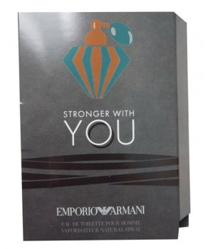 سمپل امپریو آرمانی استرانگر ویت یو مردانه Sample Emporio Armani Stronger With You