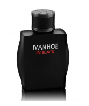 Ivanhoe in black Yves de Sistelle for men