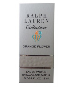 سمپل رالف لورن اورنج فلاور Sample Ralph Lauren Orange Flower