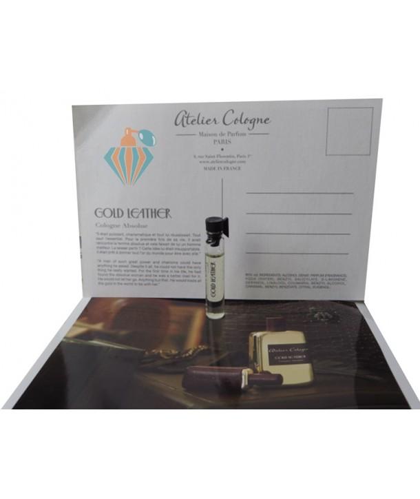 اتلیه کلون گلد لدر Atelier Cologne Gold Leather