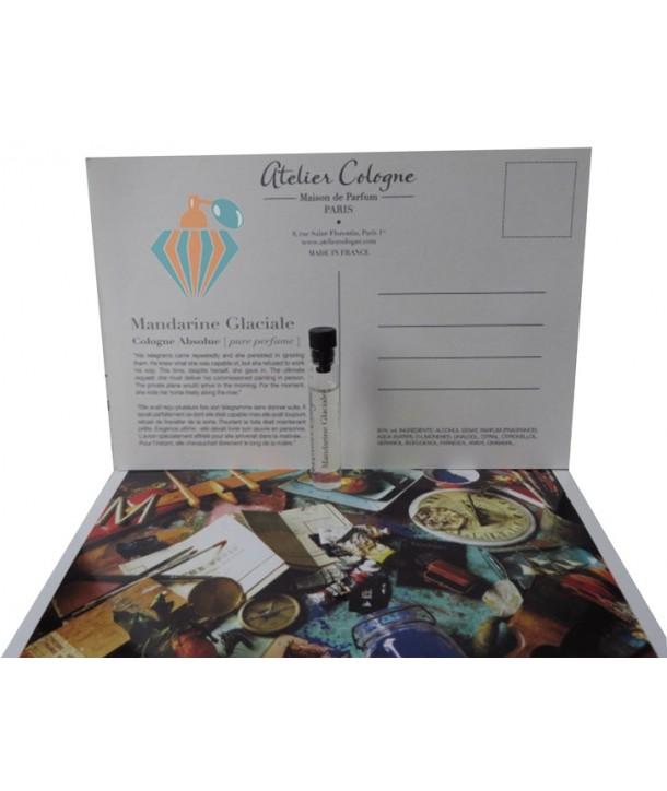سمپل اتلیه کلون ماندارین گلاسیال Sample Atelier Cologne Mandarine Glaciale