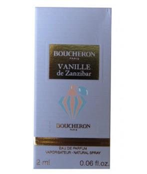 سمپل بوچرون وانیل دی زانزیبار Sample Boucheron Vanille de Zanzibar