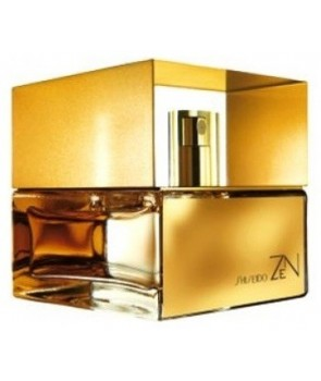 zen gold for women by Shiseido