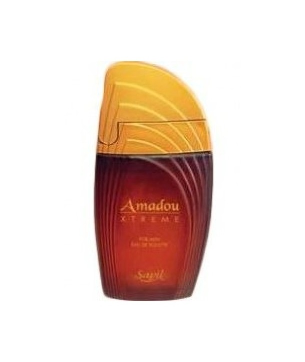 Amadou Extreme for men by sapil