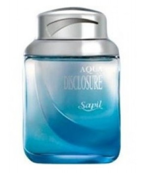 Disclosure Aqua for men by sapil