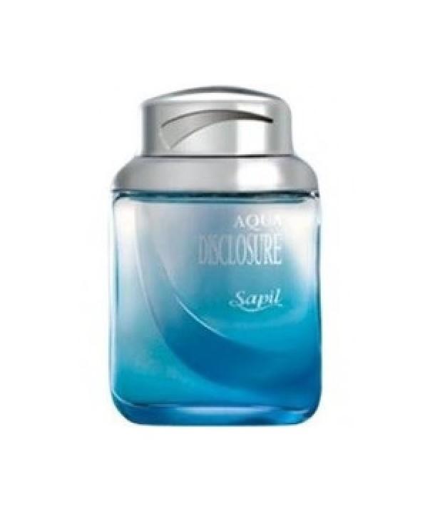 Disclosure Aqua for men by sapil