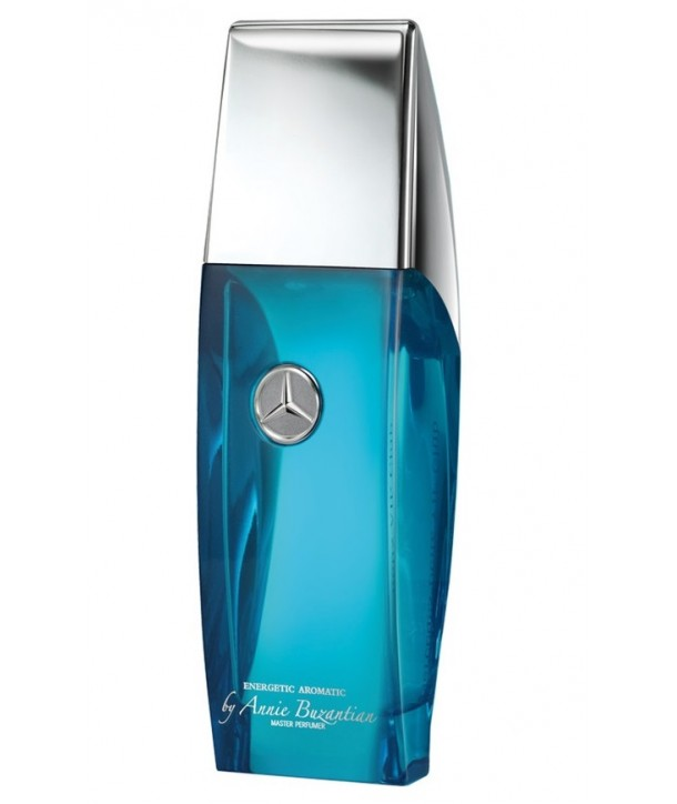 Energetic Aromatic by Annie Buzantian Mercedes-Benz for men
