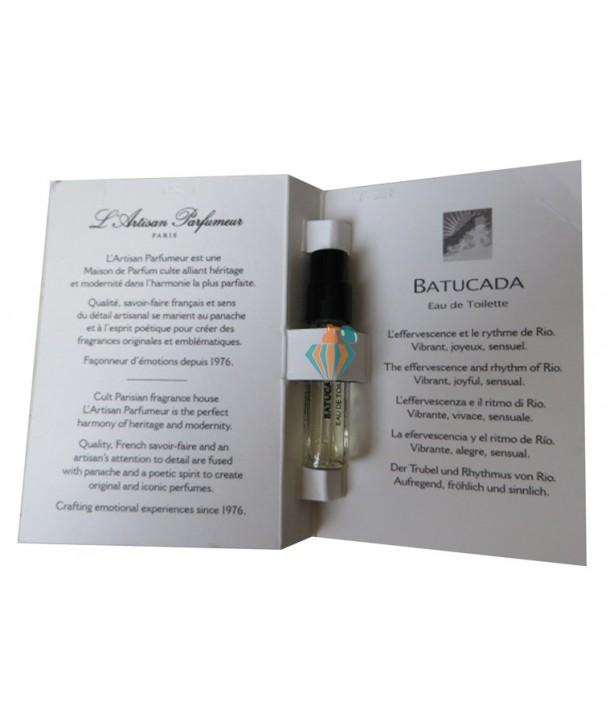 سمپل له آرتیسان باتوکادا Sample L'Artisan Parfumeur Batucada