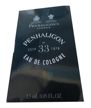 پنهالیگون نامبر 33 ادوکلون مردانه Penhaligon`s No. 33 Eau de Cologne