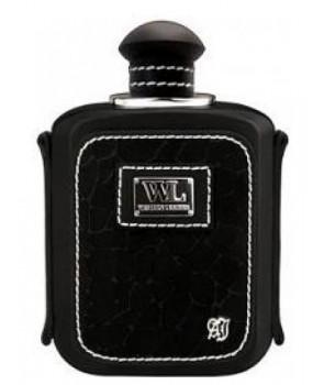 سمپل الکساندر جی وسترن لدر بلک مردانه Sample Alexandre.J Western Leather Black