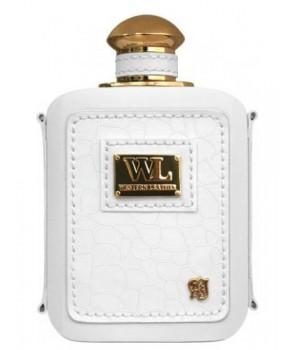 سمپل الکساندر جی وسترن لدر وایت زنانه Sample Alexandre.J Western Leather White
