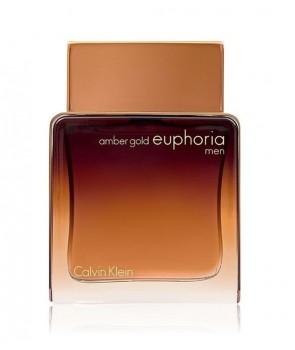 کالوین کلین ایفوریا امبر گلد مردانه Calvin Klein Euphoria Amber Gold Men