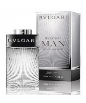 Bvlgari Man The Silver Limited Edition for men by Bvlgari