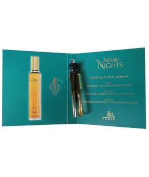 سمپل ژان لویی شیرر نیوئیت ایندینس (ایندین نایت) زنانه Sample Jean-Louis Scherrer Nuits Indiennes (Indian Nights)