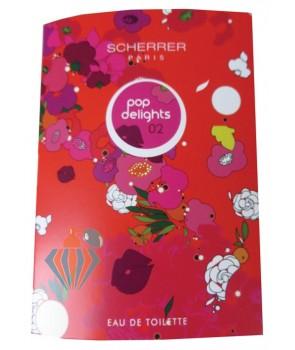 سمپل ژان لویی شیرر پاپ دیلایت 01 زنانه Sample Jean-Louis Scherrer Pop Delights 01