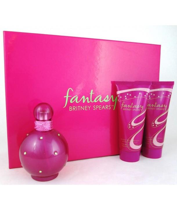 ست هدیه بریتنی اسپیرز فانتزی زنانه Gift Set Britney Spears Fantasy