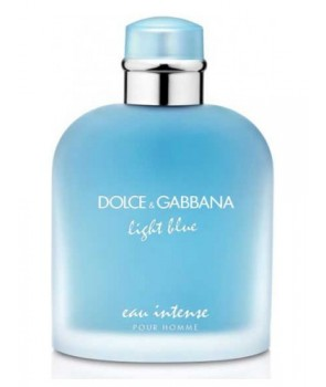 دی اند جی لایت بلو ایو اینتنس پورهوم مردانه Dolce&Gabbana Light Blue Eau Intense Pour Homme
