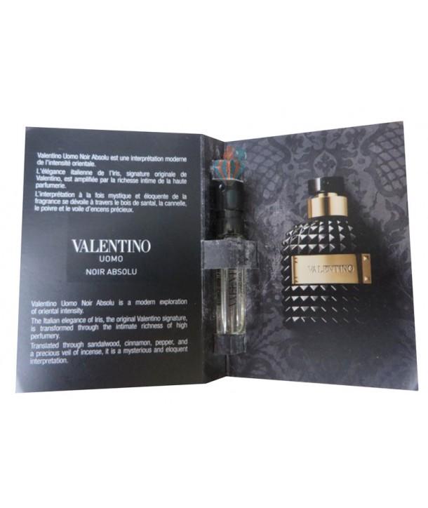 سمپل ولنتینو اومو نویر ابسولو مردانه Sample Valentino Uomo Noir Absolu