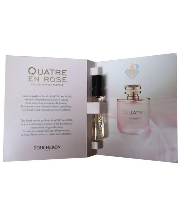 سمپل بوچرون کاتر ان رز زنانه Sample Boucheron Quatre En Rose