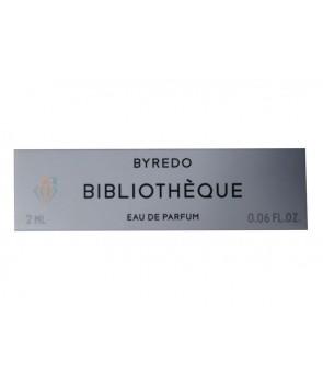 سمپل بایردو بیبلیوتک Sample Byredo Bibliotheque