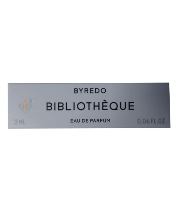 سمپل بایردو بیبلیوتک Sample Byredo Bibliotheque