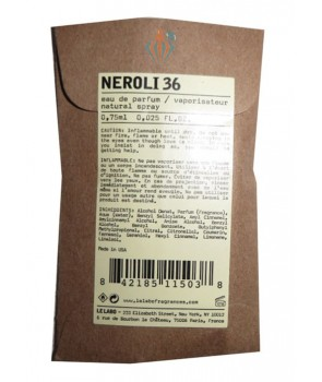 سمپل لی لابو نرولی 36 Sample Le Labo Neroli 36