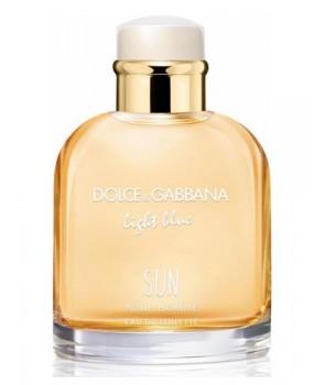 دلچه اند گابانا لایت بلو سان پورهوم مردانه Dolce&Gabbana Light Blue Sun Pour Homme