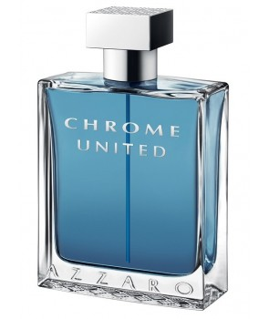 Chrome United Azzaro for men