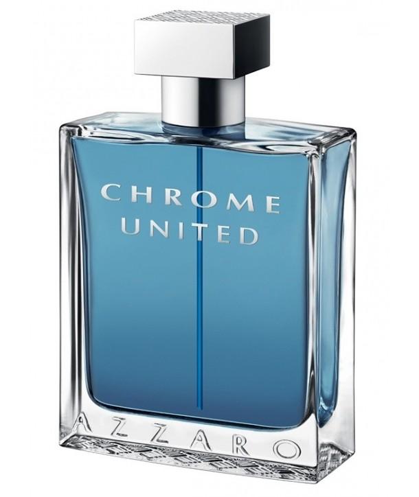 Chrome United Azzaro for men