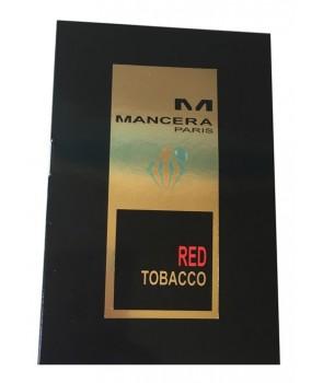 سمپل مانسرا رد توباکو Sample Mancera Red Tobacco