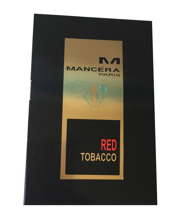 سمپل مانسرا رد توباکو Sample Mancera Red Tobacco