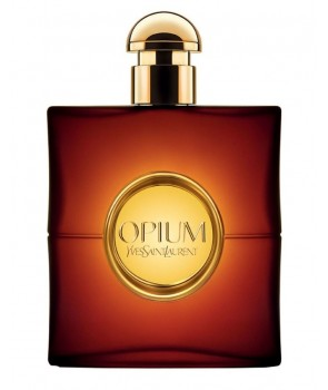 Opium for women by Yves Saint Laurent