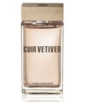 Cuir Vetiver Yves Rocher for men