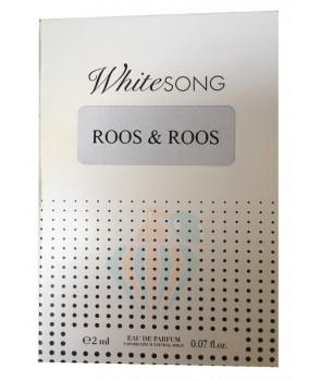سمپل روس اند روس وایت سونگ زنانه Sample Roos & Roos White Song
