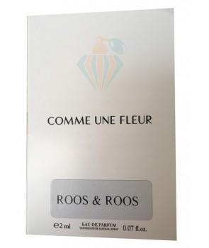 سمپل روس اند روس کام اون فلور Sample Roos & Roos Comme une Fleur