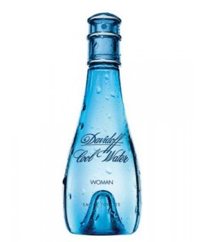 Cool Water woman for women by Davidoff