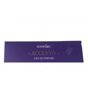 سوسپیرو اکسنتو Sospiro Accento