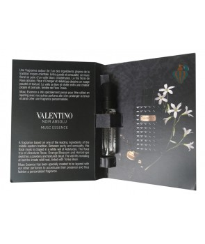 سمپل ولنتینو نویر ابسولو مشک اسنس Sample Valentino Noir Absolu Musc Essence