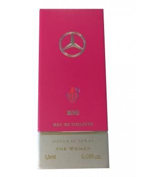 سمپل مرسدس بنز رز زنانه Sample Mercedes-Benz Rose