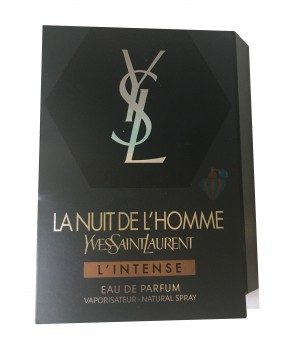 La Nuit de L Homme L Intense Yves Saint Laurent for men